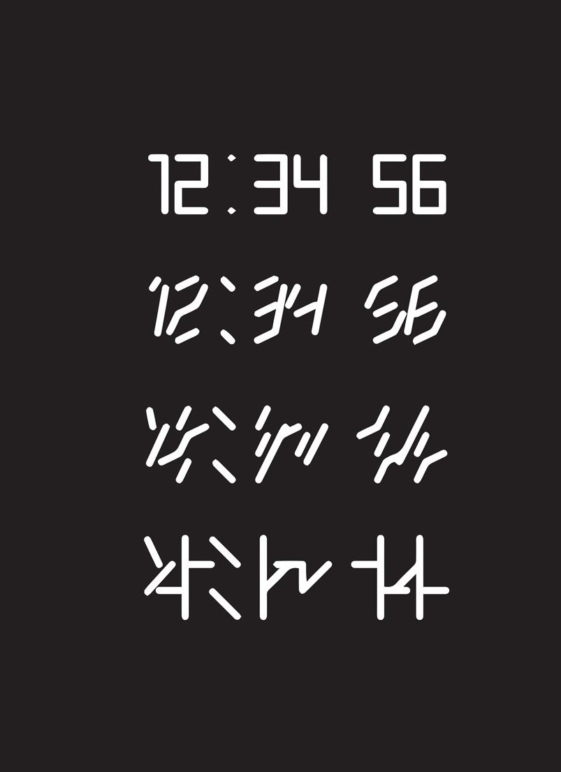 Processing Clock